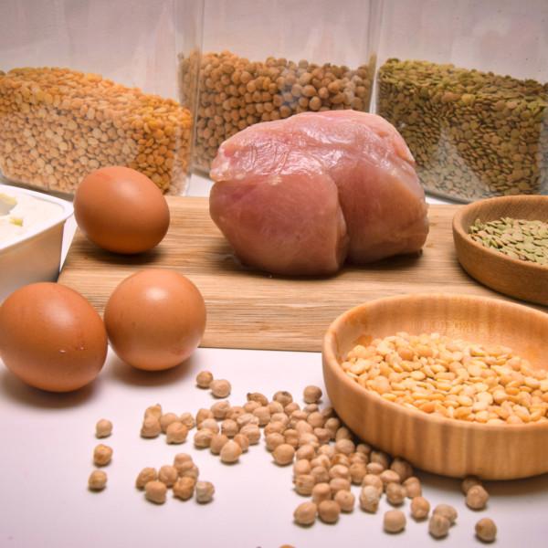 Mýty a fakta o makronutrientech – BÍLKOVINY