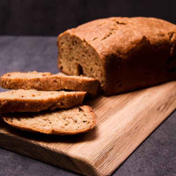 Domácí chleba s vůní Itálie