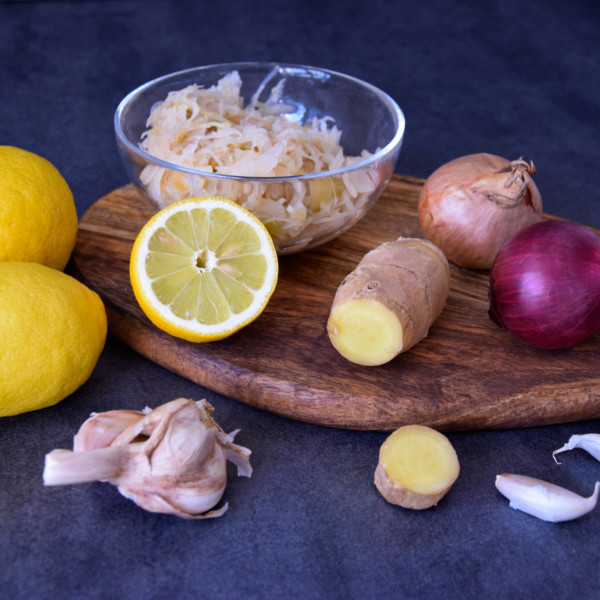 TOP 5 potravin pro podporu imunity